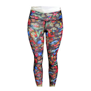 Jessica Simpson Butterfly Printed Leggings Small
